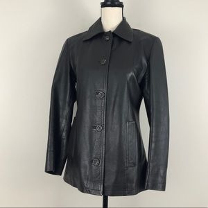 VTG Alta Moda Firenze Italian Leather Jacket